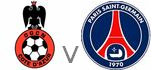 Nice Paris St Germain live