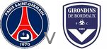 Paris St Germain Girondins live