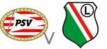 PSV Legia Warszawa live