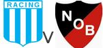 Racing Club Newells Old Boys live