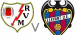 Rayo Vallecano Levante live