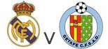 Real Madrid Getafe live