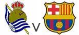 Sociedad Barca live