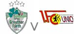 Greuther Furth Union Berlin live