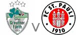 SpVgg Greuther Furth St Pauli live