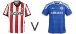 Sunderland Chelsea live