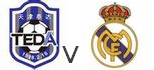 Tianjin Teda Real Madrid Live Stream, Friendly on 06-
