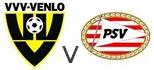 VVV-Venlo PSV live